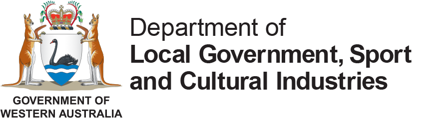 Government of Western Australia, Department of Local Government, Sport and Cultural Industries