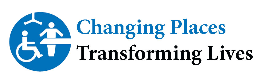 logo changing places transforming lives