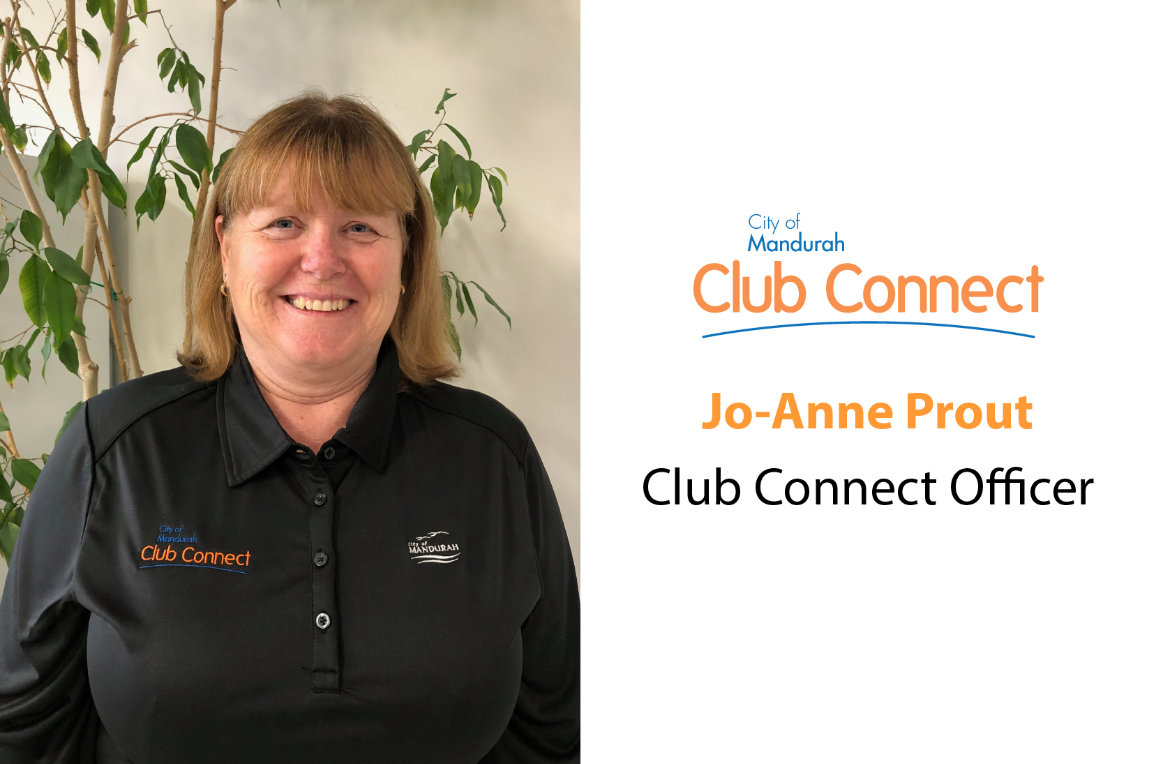 Jo-Anne Prout, Club Connect Officer